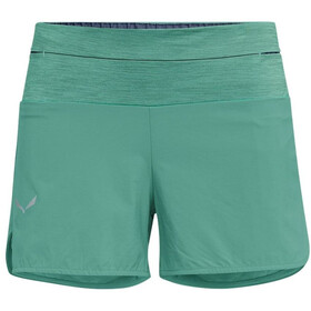 SALEWA Pedroc 2 Durastretch Shorts Mujer, feldspar green